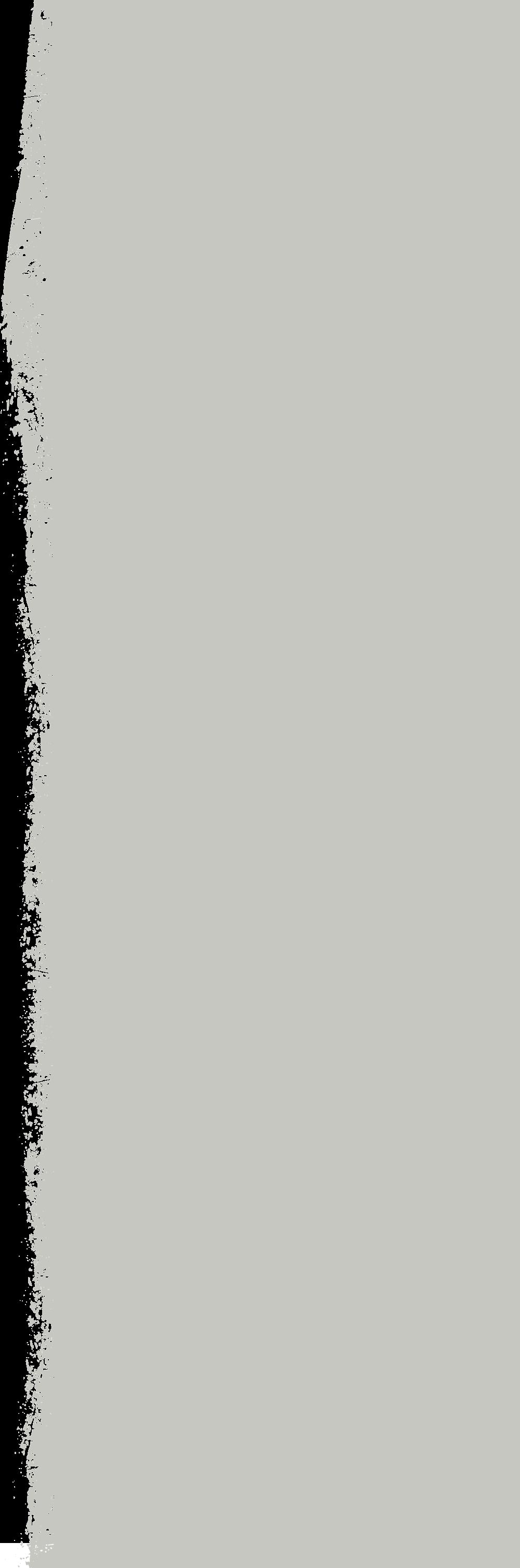 slim sculpture grey background